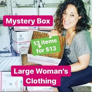 Mystery Box 📦 Woman's Large bundle inventory